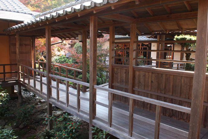 安楽寺境内にある「椛momiji」