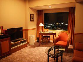 地上256mからの空港夜景を一望!スターゲイトホテル関西エアポート
