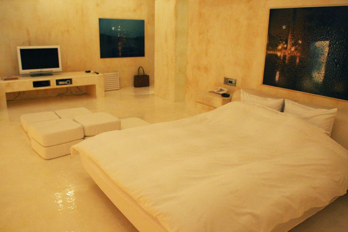 一番デザイン性のある412号室