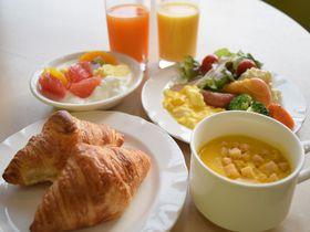 朝はキレイになれるジュースを!「ホテル京阪京橋」は関西観光拠点に便利な立地|大阪府|トラベルjp<たびねす>