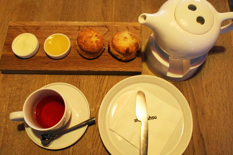 聞き茶ができる台北の体験型カフェ!「smith&hsu」でおしゃれアフタヌーンティーを
