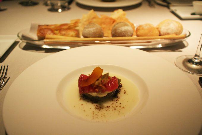 京都では珍しいイタリア人シェフによる究極のイタリア料理「ラ・ロカンダ」