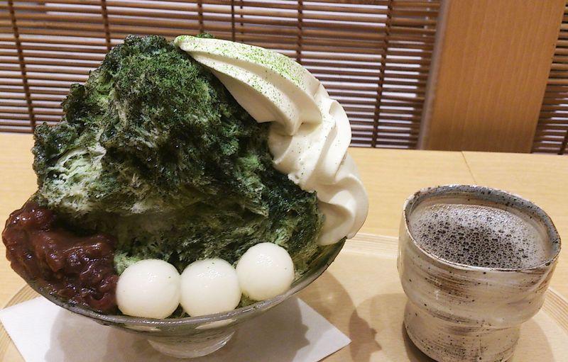 濃厚ふわふわかき氷がアツい!真夏の大阪で食べたいかき氷5選!