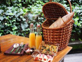 京都でオシャレにランチピクニック!ハイアット リージェンシー 京都の週末限定ランチブッフェ|京都府|トラベルjp<たびねす>