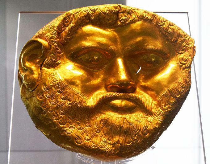 20世紀最大の発見!黄金のマスク