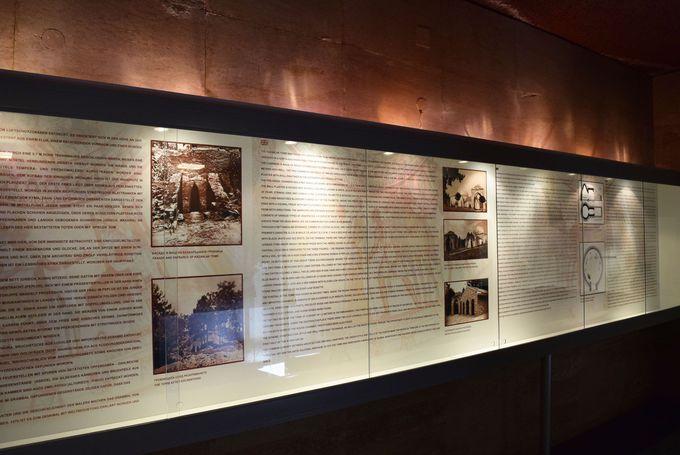 世界遺産登録までの歴史がわかる