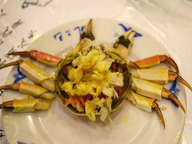 上海蟹を激安で食べられる下町の居酒屋!上海孔乙己酒場で蟹三昧!