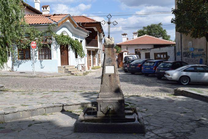 チェシメはブルガリアの文化