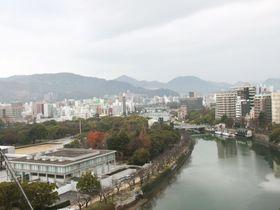 平和記念公園を望む絶好のロケーション!ホテルサンルート広島はお好み村も徒歩圏内!|広島県|トラベルjp<たびねす>
