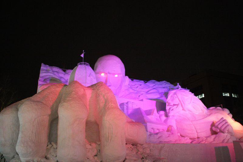 さっぽろ雪まつりを超お得に楽しむなら開催前日がオススメ!