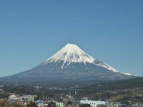 新幹線から「富士山」みたい!座席・時間・撮影ポイント徹底解説!|静岡県|トラベルjp<たびねす>