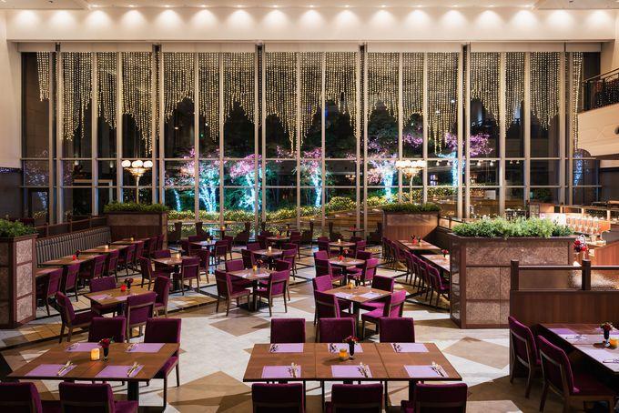 ホテル阪急インターナショナル ビュッフェ&カフェレストラン「ナイト&デイ」