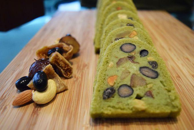 抹茶マニア オータムは抹茶と秋の味覚のコラボ!ハイアットリージェンシー大阪