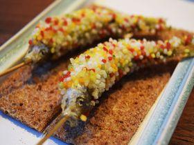 カラフルで斬新な串揚げtoshicoは京都大人旅の〆に!|京都府|トラベルjp<たびねす>