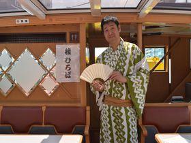 大阪のお笑いと名所を90分で楽しむ!落語家と行く なにわ探検クルーズ|大阪府|トラベルjp<たびねす>