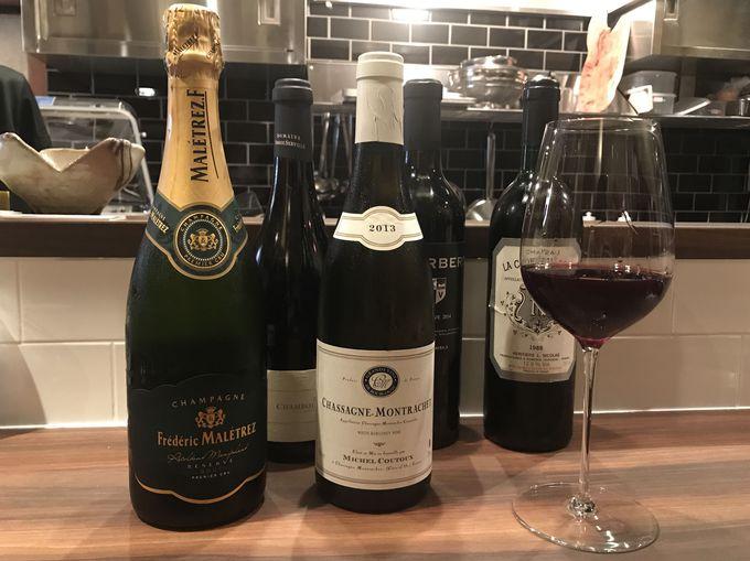 ソムリエが選ぶハラミにあうワイン