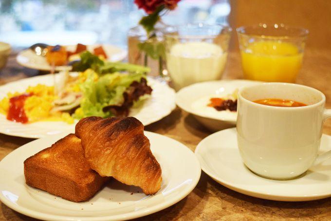 名古屋飯が食べられる朝ごはん