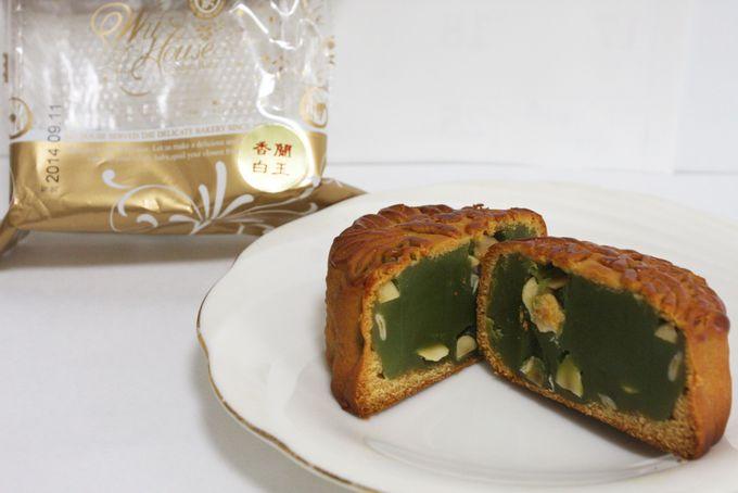 もちもち食感が魅力の月餅「香蘭白玉」