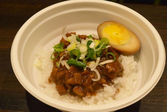 ビーフンやルーロー飯といった台湾オリジナルグルメも絶品!