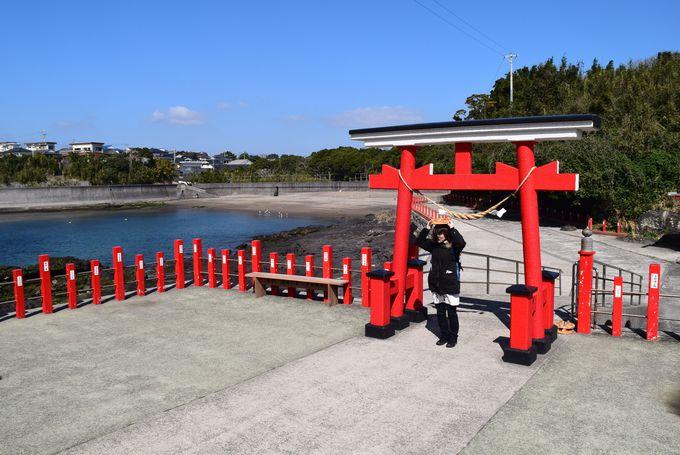 釜蓋を頭に乗せて願掛け!鹿児島・釜蓋神社は勝負事にご利益があると話題!
