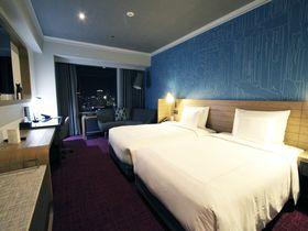 大阪の華やかさとスイスの木のぬくもりに包まれ眠る幸せ!スイスホテル南海大阪