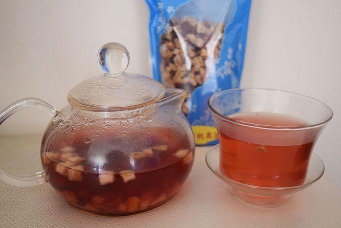 台湾水果茶とローズティーはマストバイ!