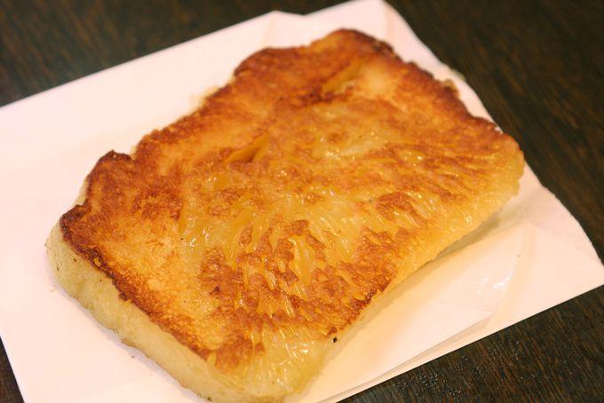 中国・アモイで人気の黄金餅はココナッツ風味スイーツ