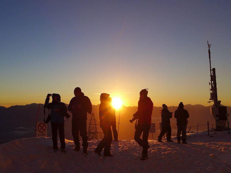 標高2612m!長野県「ホテル千畳敷」は冬がおすすめの絶景ホテル