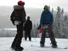極寒のアラスカでスキーを!フェアバンクス「ムースマウンテン」
