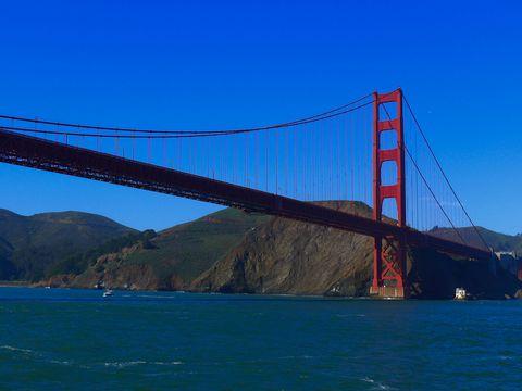 「サンフランシスコ」観光でクルージング!
