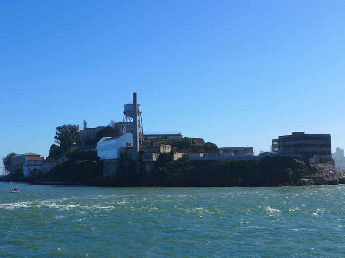 映画の舞台になった「監獄島」