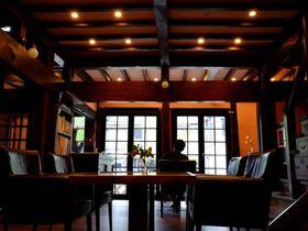築100年の建物を改装!和モダンに変身したカフェ新潟県十日町市の「澁い」がステキ!|新潟県|トラベルjp<たびねす>