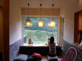 女子におすすめ!群馬のお洒落な「ナナイロ食堂」は里山の風景がご馳走!デザートのガレットもおすすめ|群馬県|トラベルjp<たびねす>