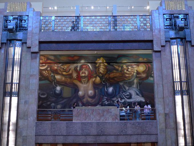 見よ!この迫力を!これがメキシコの芸術だ!