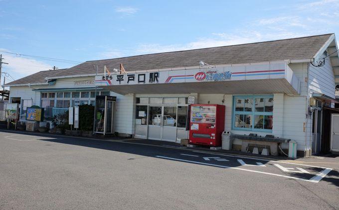 佐世保〜有田間を結ぶローカル線「松浦鉄道」
