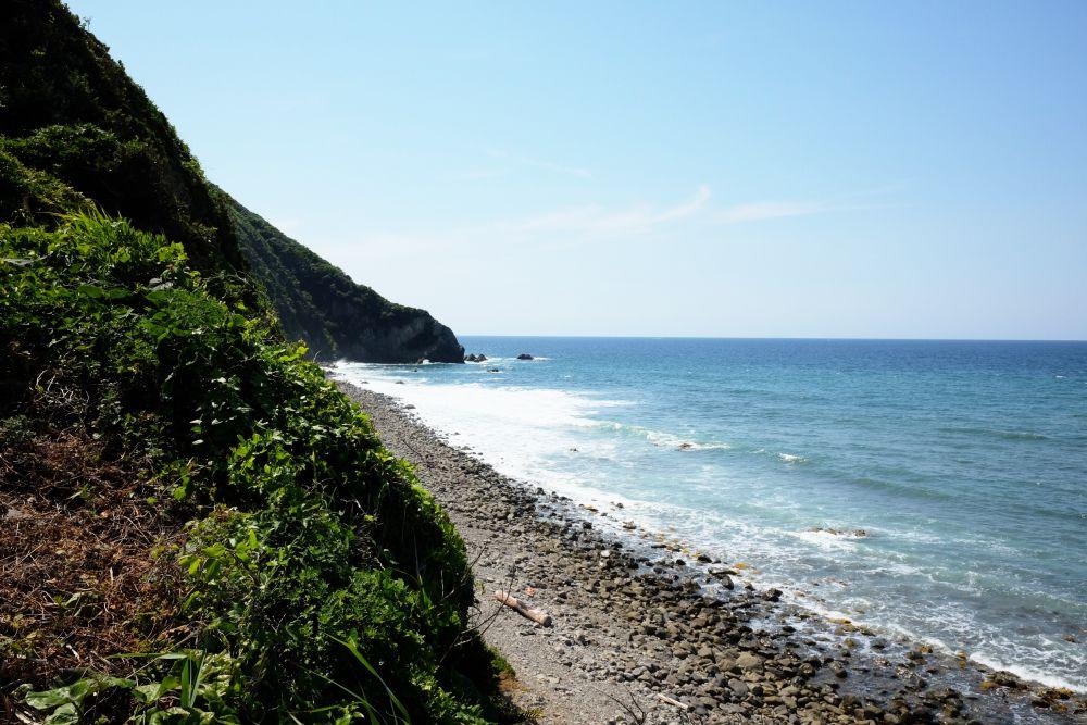 大島までは高速船で15分