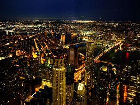 目指すは「ワンワールド展望台」のキラキラ夜景!NY観光半日ルート