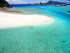 沖縄本島から日帰りも!阿嘉島でケラマブルーの海を堪能