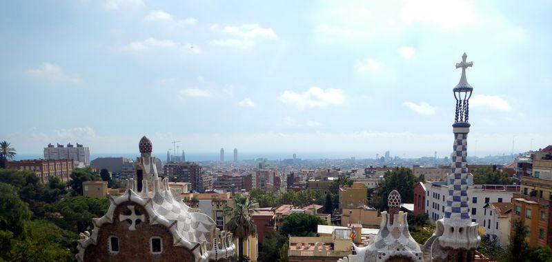 たった半日で芸術とビーチリゾートを満喫できる街バルセロナ