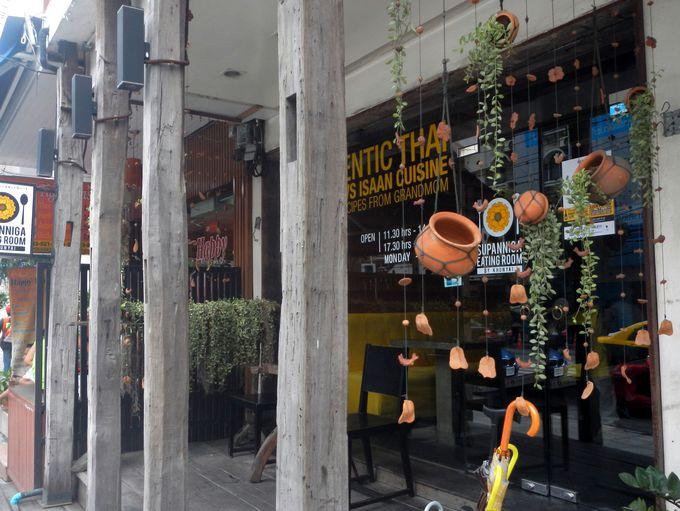 バンコクで食事するならココ!隠れたグルメタウン・トンロー