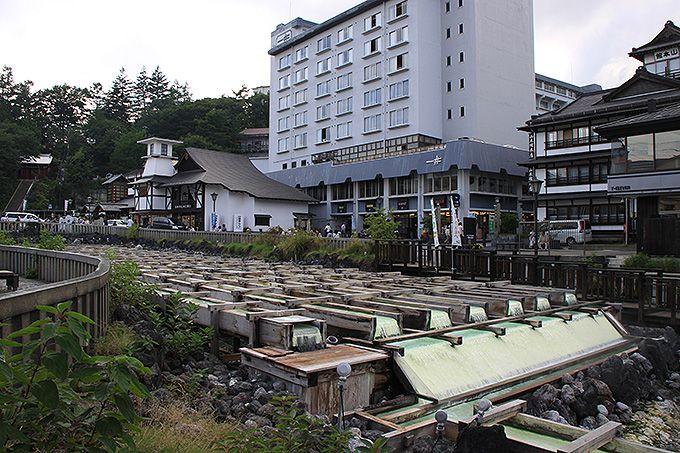 草津温泉の老舗ホテル「ホテル一井」