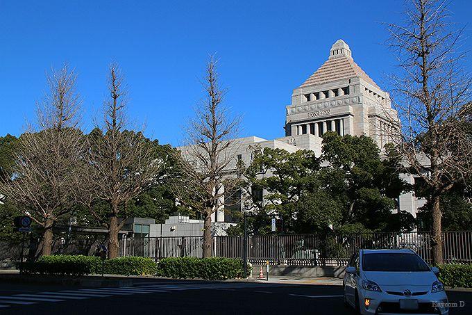 日本の中枢「永田町と霞が関」エリアで大人の社会見学