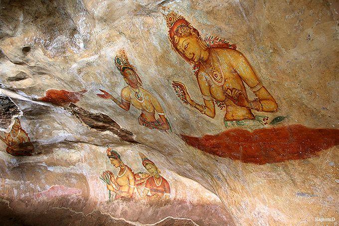 天空の世界遺産!スリランカのシーギリヤロックに登って王宮からジャングルの絶景を見よう