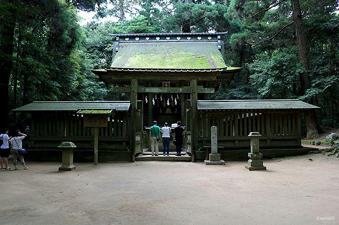鹿島神宮駅〜鹿島神宮