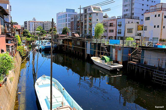 ゴジラの上陸地点も!東海道五十三次の第一宿「品川宿」でノスタルジックな宿場町歩き