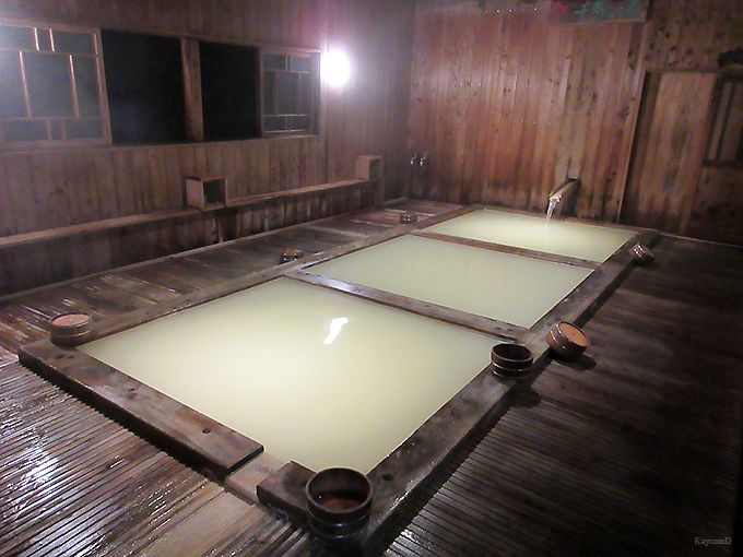 野地温泉の原点「千寿の湯」
