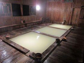 標高1200mの濁り湯!福島「野地温泉ホテル」の多彩なお風呂で温泉三昧|福島県|トラベルjp<たびねす>