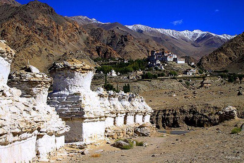 黄金の弥勒像が圧巻!インド北部ラダックの「リキル・ゴンパ」でチベット仏教と絶景を堪能
