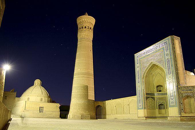 中世にタイムスリップ!ウズベキスタンの世界遺産ブハラでシルクロードの都を散策