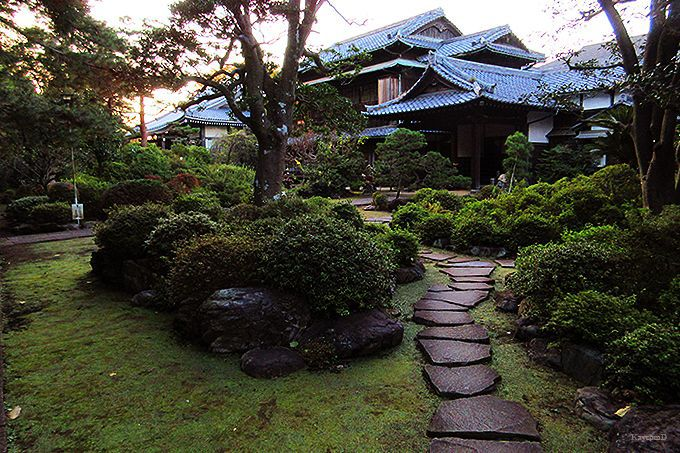 本覚山妙寿寺